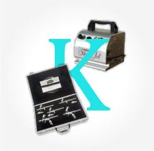 Kits Aerografia